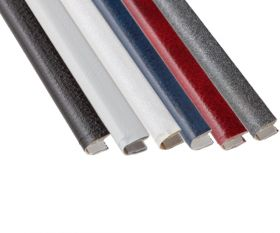 UniBind Steelback Spines 7mm By 11 inch