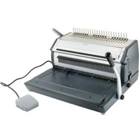 Tamerica VersaBind E 4-in-1 Electric Punch Binding Machine
