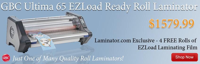 Buy GBC Ultima 65 EZLoad Ready Laminator