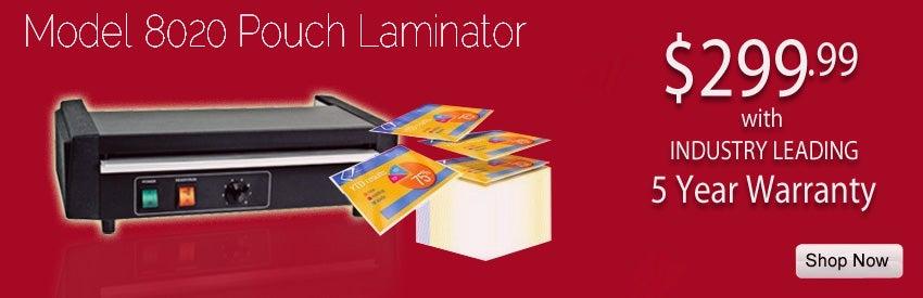 Buy Model 8020 Pro 12-9/16 inch Heavy Duty Pouch Laminator